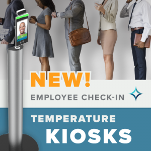 Temperature Kiosks